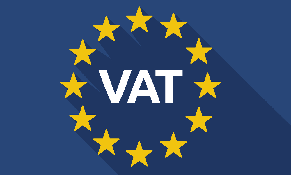 Accounting for VAT on Digital Services to EU Customers