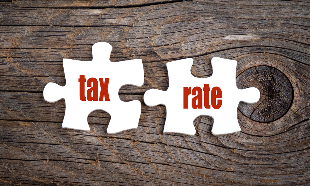 Default Tax Rate for Specific VAT Treatments