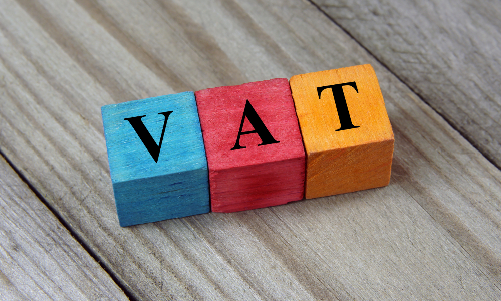 UK VAT - Reminder of FRS changes effective 1 April 2017
