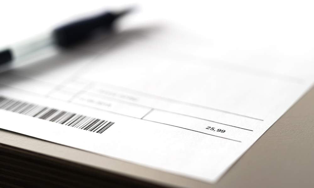 How to Process a VAT Only Invoice