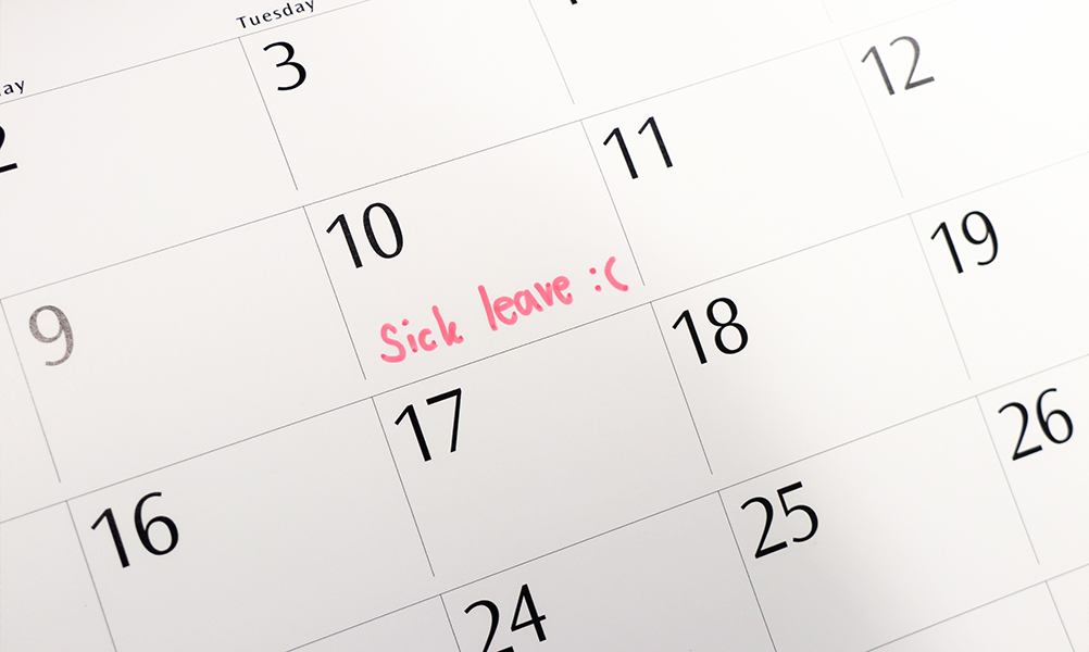 A Guide to Sick Pay for the Self-employed or Company Directors