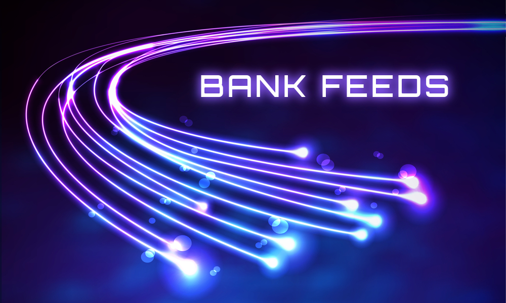 Bank Feeds for your Online Accounting Software